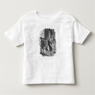 The Precautions Toddler T-shirt