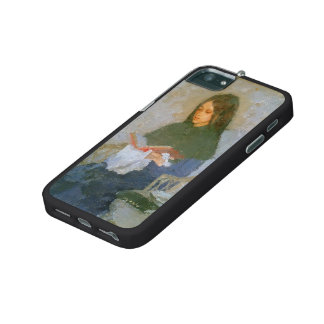 The Precious Book by Gwen John iPhone 5/5S Case