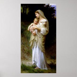 The Precious Lamb of God Poster