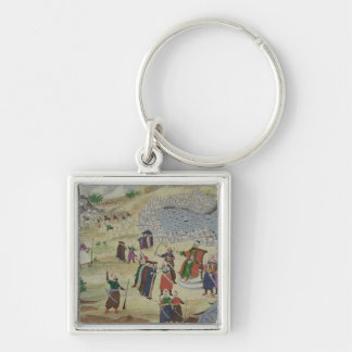 The predicted Fall of Constantinople, from the Pic Keychain