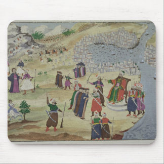 The predicted Fall of Constantinople, from the Pic Mouse Pad