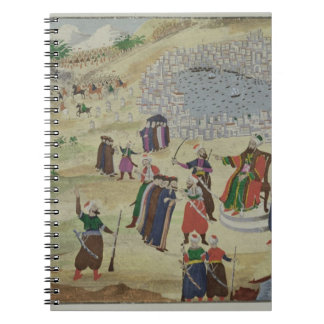 The predicted Fall of Constantinople, from the Pic Notebook