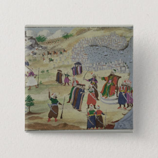 The predicted Fall of Constantinople, from the Pic Pinback Button