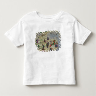 The predicted Fall of Constantinople, from the Pic Toddler T-shirt
