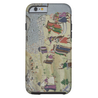 The predicted Fall of Constantinople, from the Pic Tough iPhone 6 Case