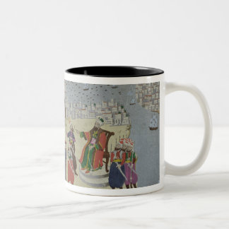 The predicted Fall of Constantinople, from the Pic Two-Tone Coffee Mug