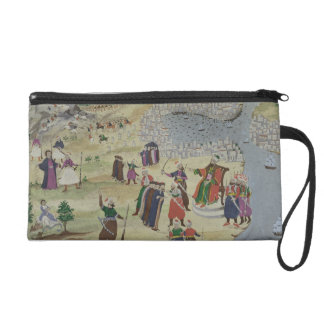 The predicted Fall of Constantinople, from the Pic Wristlet Purse