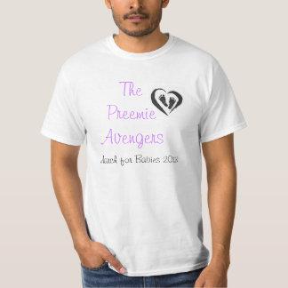 The Preemie Avengers Team T-Shirt