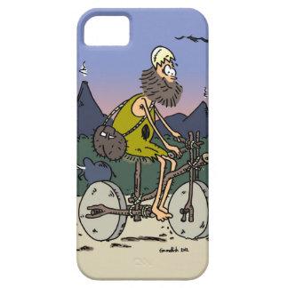 The prehistoric metrosexual iPhone 5 cover