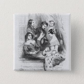 The Premiers Gentilhommes theatre box Button