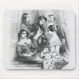 The Premiers Gentilhommes theatre box Mouse Pad