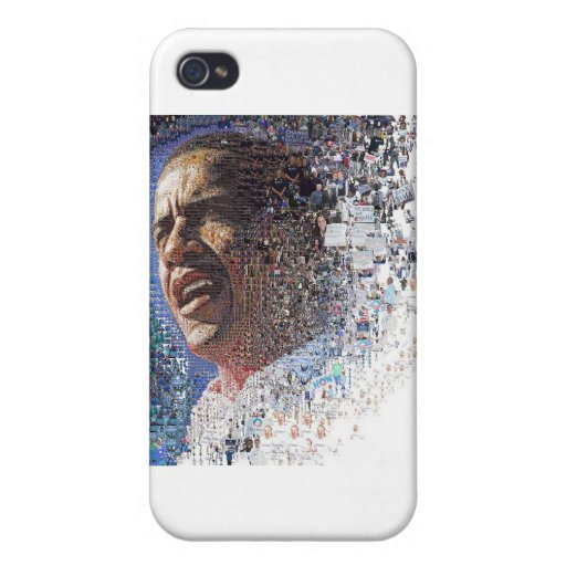 The Pres iPhone 4/4S Cover