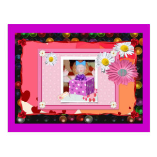 the present postcard