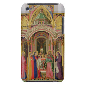 The Presentation in the Temple, 1342 (tempera on p iPod Touch Case-Mate Case
