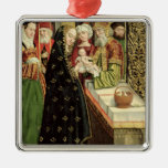 The Presentation in the Temple Christmas Ornament