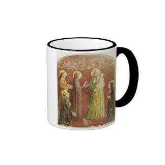 The Presentation in the Temple, from a series of p Ringer Mug