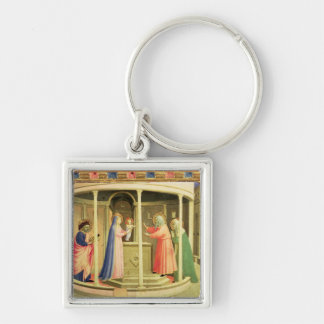 The Presentation in the Temple Keychain