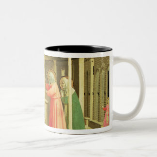 The Presentation in the Temple Two-Tone Coffee Mug