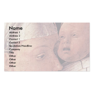 The Presentation Of Christ In The Temple Details Double-Sided Standard Business Cards (Pack Of 100)
