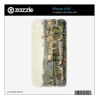 The Presentation of the Admiral to the Sultan, pla iPhone 4 Decal