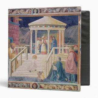 The Presentation of the Blessed Virgin Mary Vinyl Binders