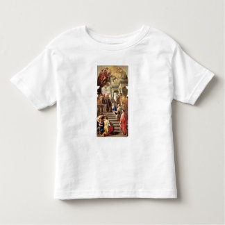 The Presentation of the Virgin at the Temple (oil T-shirts