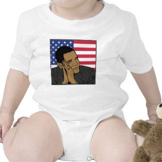 The President Barack Obama Tshirts