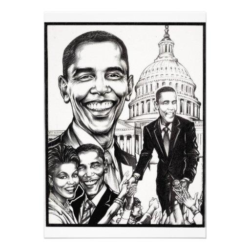 The President - Invitations