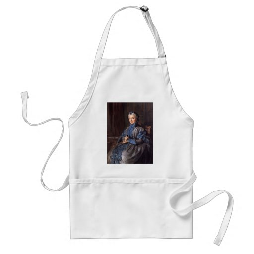 The President of Rieux by Maurice La Tour Aprons