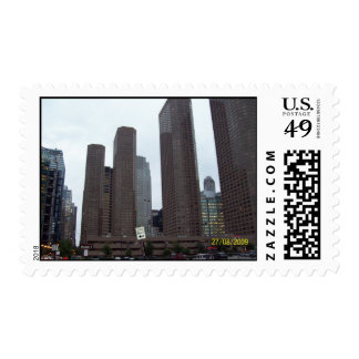The Presidential Towers Postage