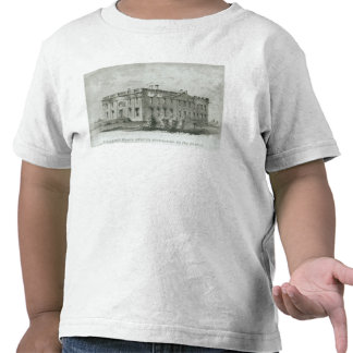 The President's House After its Destruction Shirt