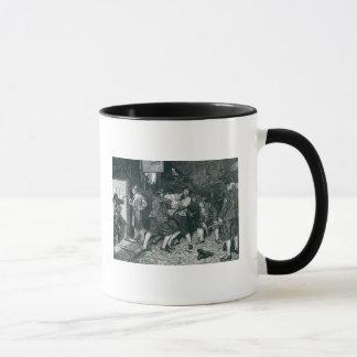 The Press Gang in New York Mug