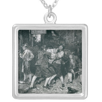 The Press Gang in New York Necklaces