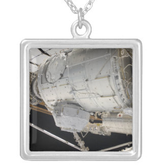 The Pressurized Mating Adapter 3 2 Silver Plated Necklace