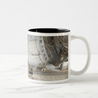 The Pressurized Mating Adapter 3 2 Two-Tone Coffee Mug
