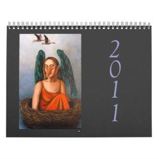 The Pretender Calendar 2011