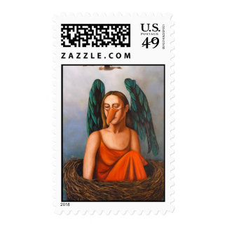 The Pretender Stamp