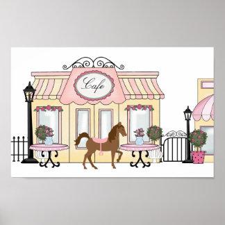 "The Pretty Pony Samantha Horse Poster 14""x9"""