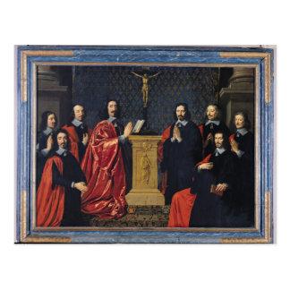 The Prevot des Marchands Postcard