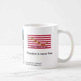 The Price of Freedom Coffee Mugs