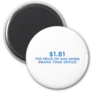 The Price of Gas Magnet