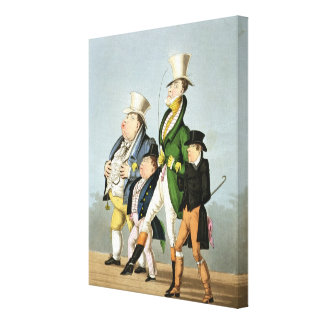 The Prices - Full Price, Half Price, High Price an Canvas Print