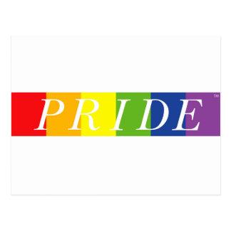 The Pride Line Postcard
