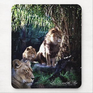 The Pride, mousepad Mouse Pad