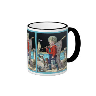 The Pride of the Harbor Ringer Coffee Mug