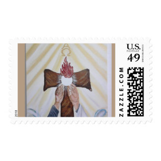 the priesthood. bread postage stamp