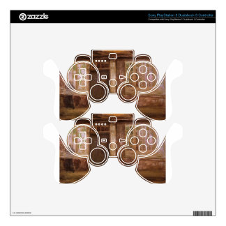 The Priests Lodging - Dieppe James McNeill Whistle PS3 Controller Skin