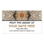 The Primal Om Media Cards Business Card