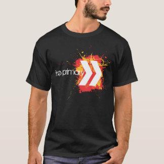 The Primary, Red Splash T-Shirt