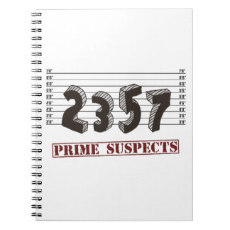 The Prime Number Suspects Notebook